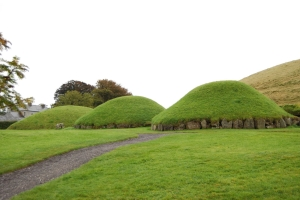 Knowth Barrows