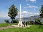 Peachland memorial