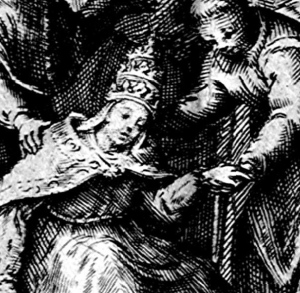 Pope Joan, women in the church, Catholicism