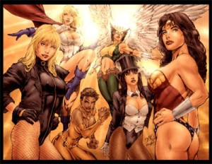 superheroes, female costumes, Wonder Woman, Zatanna