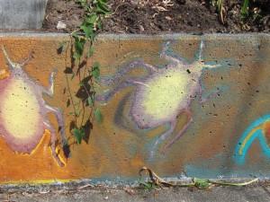 wall, graphic art, graffiti, art, wall art, East Vancovuer, East Van