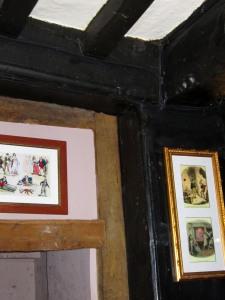 pub, restaurant, Ye Olde Six Bells, medieval, public house, Horley, Surrey