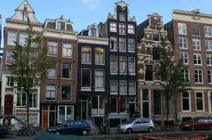 Amsterdam, travel, buildings, Dutch architecture
