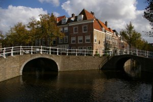 canals, Delft, Holland, history, travel, William of Orange