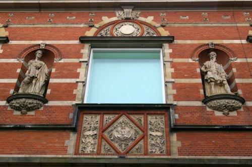 Stedelijk Museum, art, sculpture, Amsterdam, architecture