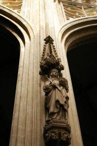 sculpture, Den Bosch, the Netherlands, gothic architecture, Brabantian style