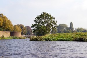 Den Bosch, moat, Holland, Dutch history, travel, culture, fortress