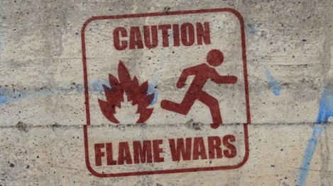 vitriol, writing, writing contest, flame wars, bad attitude, literary snobs
