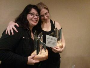 writing, aurora award, Canadian awards, speculative fiction