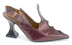 slingback, pump, shoe, designer shoes, Fluevog, fashion, footwear