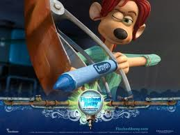 movie review flushed away colleen anderson