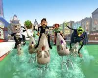 Flushed Away, The Toad, Rita, animation, claymation, stop-motion, film, movies