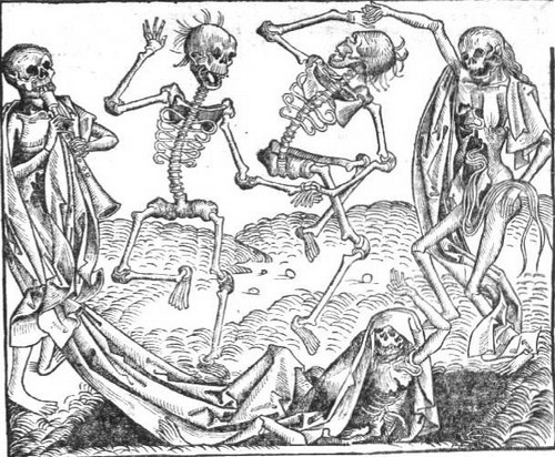 danse macabre, death, dark fiction, horror