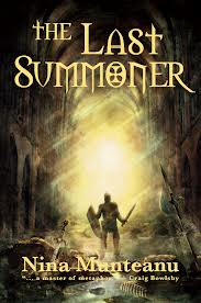 summoner, women in horror, dark fiction, Nina Munteanu