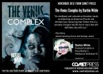 The Venus Complex, dark crime, women in horror, Canadian authors