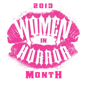 women's rights, equality, sexism, women in horror, fiction writing, horror