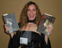 vampires, dark fiction, dark fantasy, horror, Canadian authors, female writers