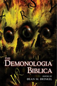 demons, anthologies, horror, fantasy, Demonologia Biblica