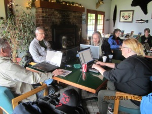 writing, revising, writers retreats