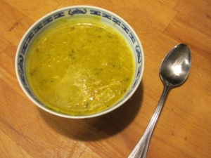 kabocha, squash soup, cooking