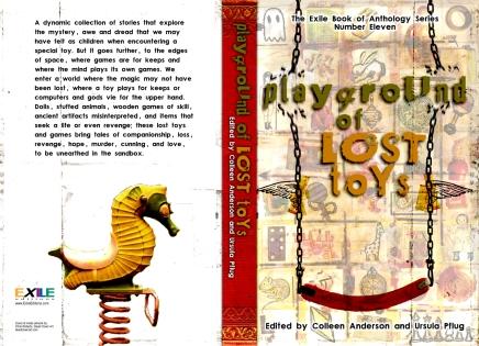 toys, childhood, nostalgia, fantasy, SF, fiction, short stories