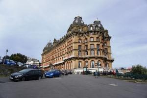 Scarborough, Fantasycon, writng, speculative writers, seaside resort