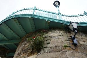 Scarborough, bridge, overpass, design