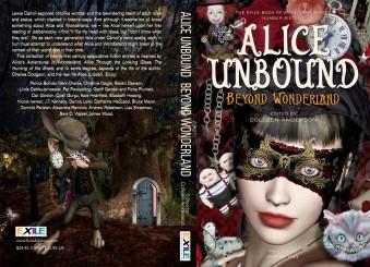 SF, fantasy, horror, jabberwock, mad hatter, bandersnatch, Alice, March hare, dormouse, mock turtle