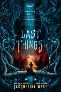 West LastThings Final Cover