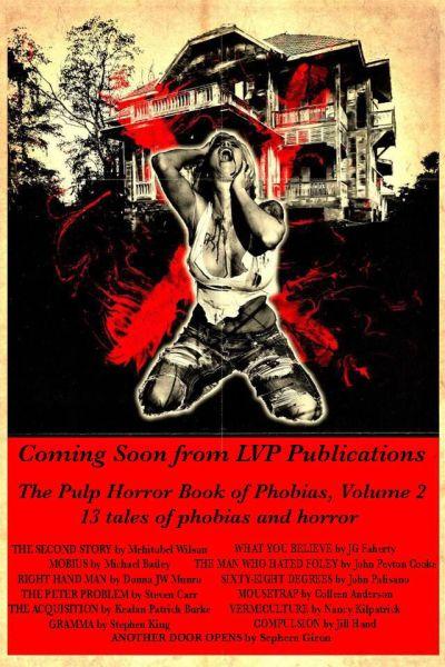 Pulp Horror Phobias 2